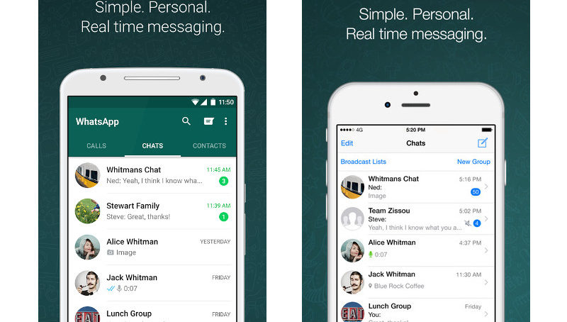 descargar whatsapp iphone para android