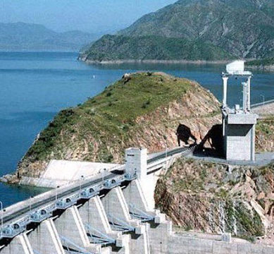 No new dam or water storage facility shall be approved without consensus