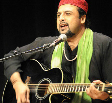 Musician 'Salman Ahmed' unhappy with PTI's recent reforms