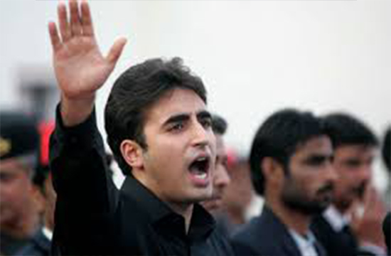"""CJP will uphold law, Mian Nawaz Sharif would not be able to escape punishment this time"" says Bilawal"
