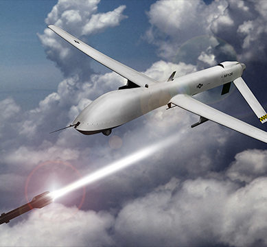 US Drone Strike Kills TTP Chief's Son