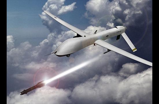 Da'aish Local Commander's Son Killed in US Drone Strike Near Pak-Afghan Border
