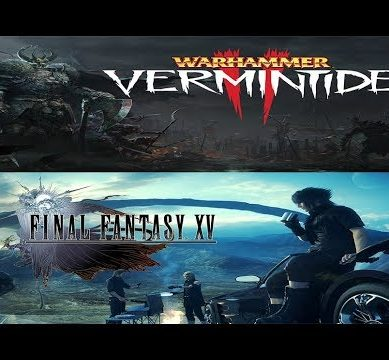 Weekly PC Download Charts: 'Vermintide 2,' 'Final Fantasy XV & More!