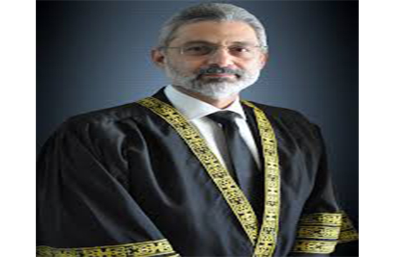 SC calls for a hearing on 4th April; a plea against Qazi Faez