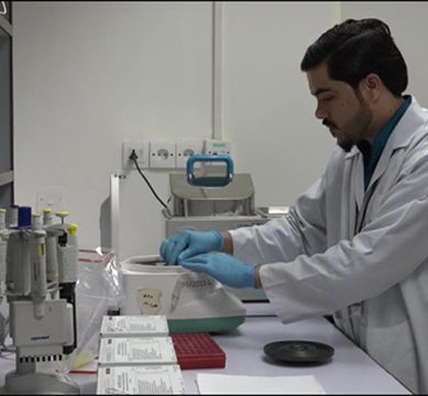 Pakistan's First Clinical Transplant Immunology Lab Inaugurated At SIUT