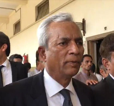 Supreme Court likely to indict the PML-N leader; Nehal Hashmi