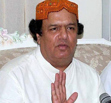 PPP's Ayaz Soomro expired at a hospital in Manhattan