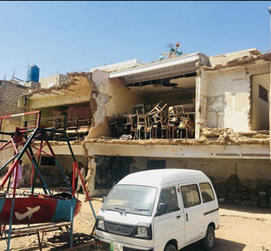 Public Schools in Karachi Confronted with a Plethora of Unattended Problems