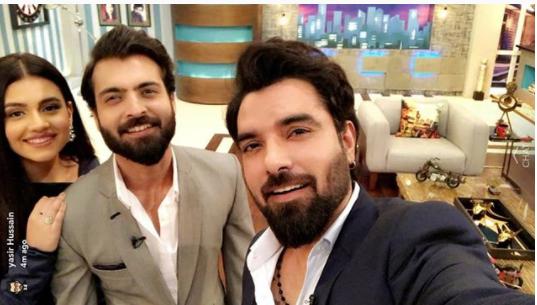 Pakistani Celebrities and their Third-Wheel