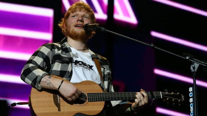"Ed Sheeran's broken arm: Ipswich Hospital reviews its policies for ""high profile"" patients"