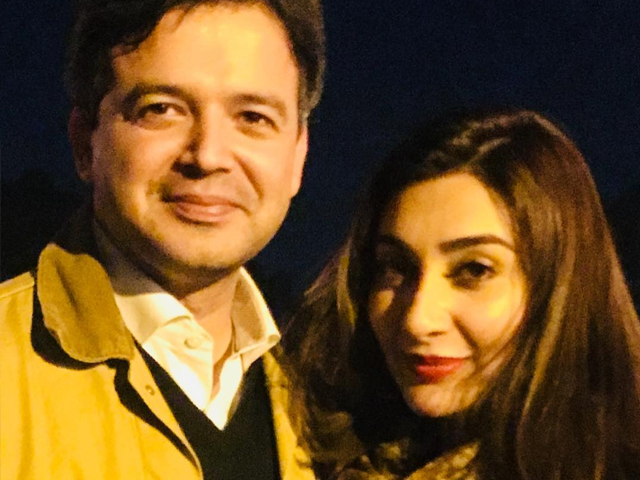 Aisha Khan to tie knot with Beau this year!
