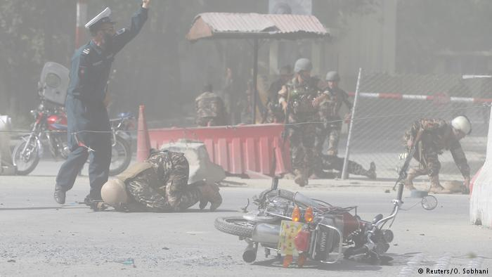 Explosion in Afghanistan leaves at least 21 dead and 27 injured