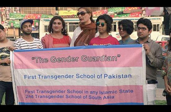 """The Gender Guardian"" – Pakistan's first-ever transgender school, Lahore"