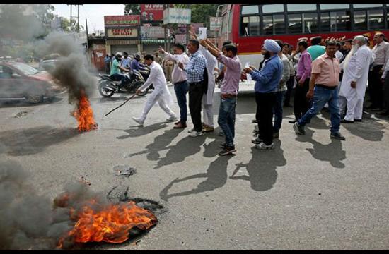 Minor's rape, murder escalates communal tensions in occupied Kashmir
