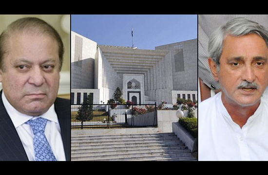 Nawaz and Tareen disqualified for life, rules SC