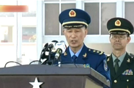 Chinese air chief attends PAF passing out parade at Asghar Khan Academy