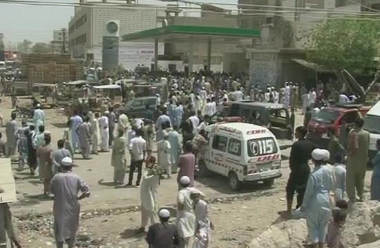 One killed as protests erupt in Karachi over rape, killing of minor