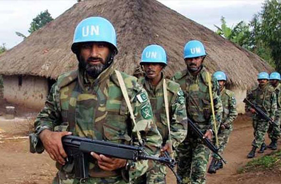 UN honours seven martyred Pakistani peacekeepers