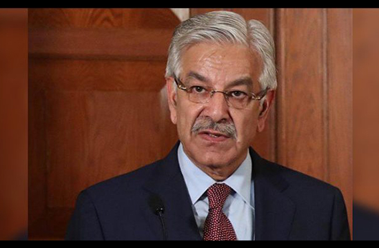 IHC disqualifies foreign minister Khawaja Asif