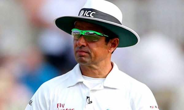 Aleem Dar becomes the pride of Pakistan yet again