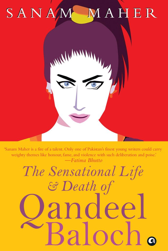 "Much-awaited book, ""The Sensational Life and Death of Qandeel Baloch"" to hit the shelves on 10th May"