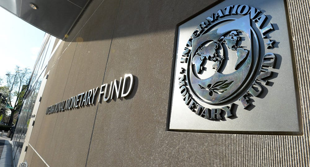 IMF spots trade tensions, global growth at stake after 2020