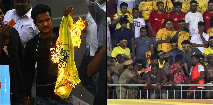 Cauvery protests: Cricket apparently turns out to be a ludo match after snake threats, IPL teams shift from Chennai to Pune