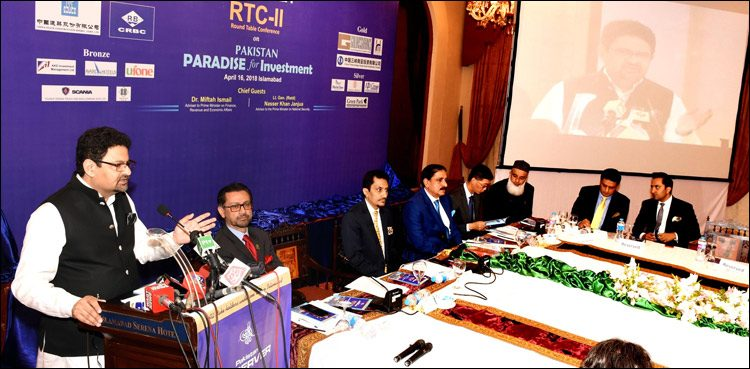 Inflation rate brought down from over 11pc to 4pc, says Miftah Ismail