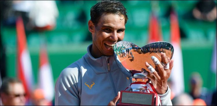 Rafael Nadal wins straight set of victory over Kei for the 11th Monte Carlo title