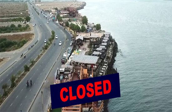 Karachiites dilemma: K-Town might end up losing the famous Do-Darya food street this year