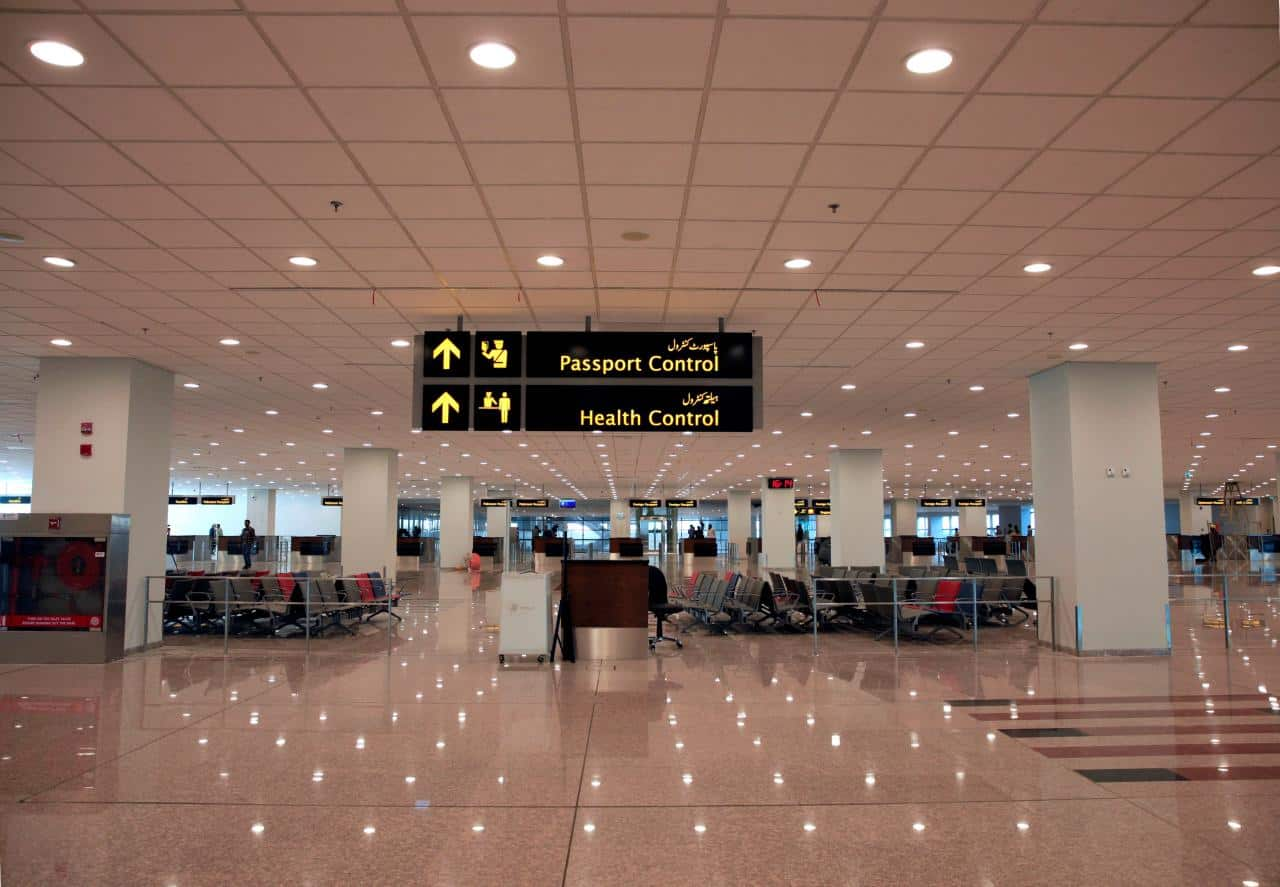 Inauguration of Islamabad's new airport scheduled for 1st May