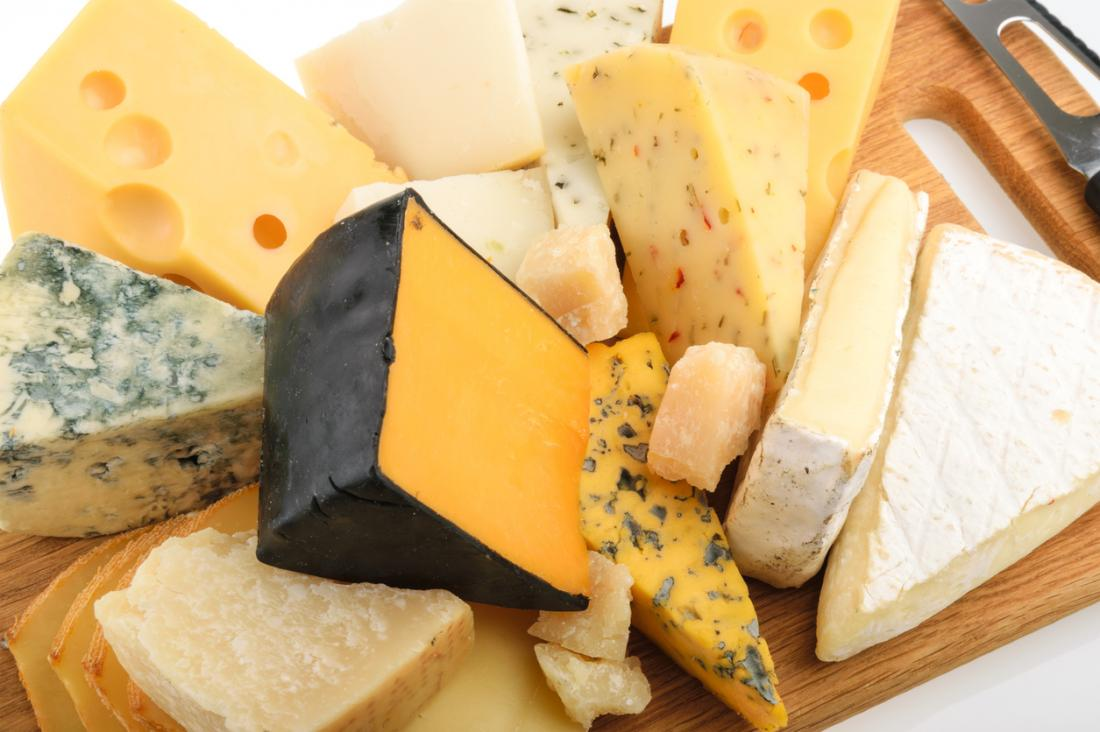 Benefits you need to know about CHEESE!