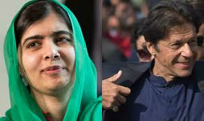 Malala and IK listed amongst 'world's most admired people of 2018'