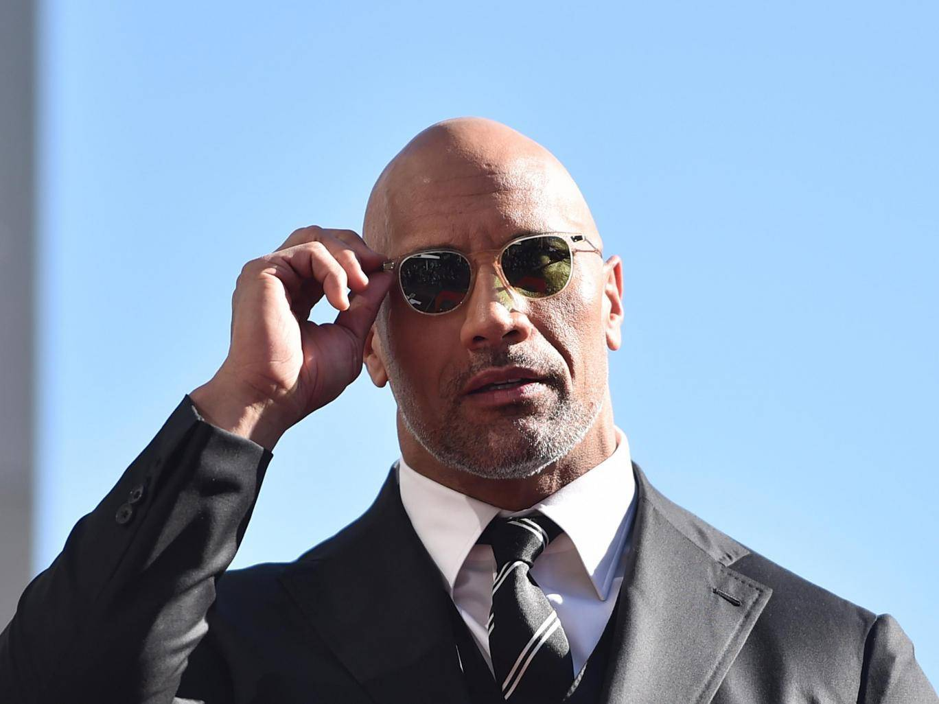 'The Rock' opens up about battling the beast – Depression