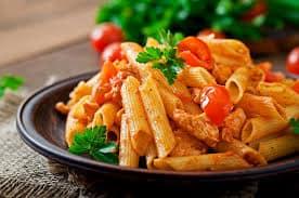 The universal power of Pasta!
