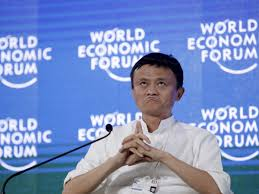 Jack Ma speculating ways to make cars more 'automatic, friendlier and more like a partner' than just a driving tool