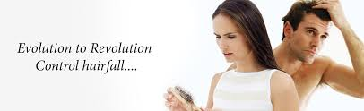 Combatting hair fall naturally