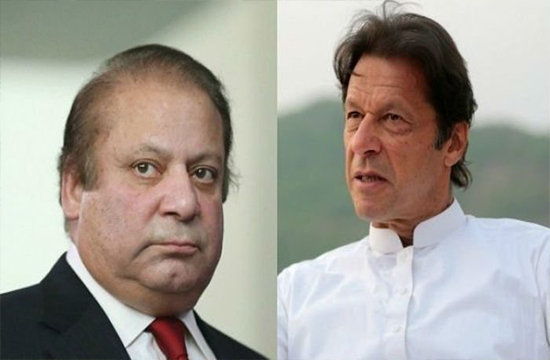 Supreme Court to hear contempt petitions against Khan and Nawaz today