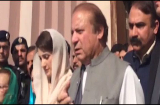 Nawaz-Maryam duo get due exemption from appearing in Avenfield's case hearing