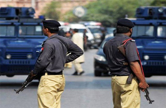 Two killed as police recovered a 5-year-old minor