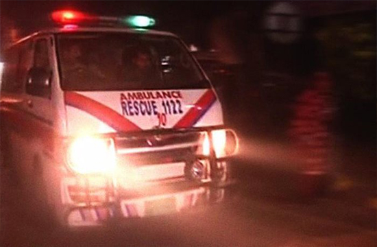 Sheikhupura: Firing over a domestic dispute laid 5 people to rest