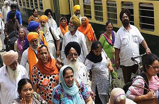 A Sikh pilgrim gone missing traced at his friend's residence in Pakistan, to be deported today