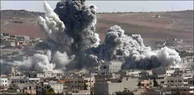 Death toll continues to rise due US-led-anti-IS coalition, 883 cases reported