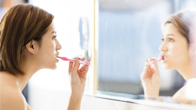 What is halitophobia, the condition that causes some people to brush their teeth constantly