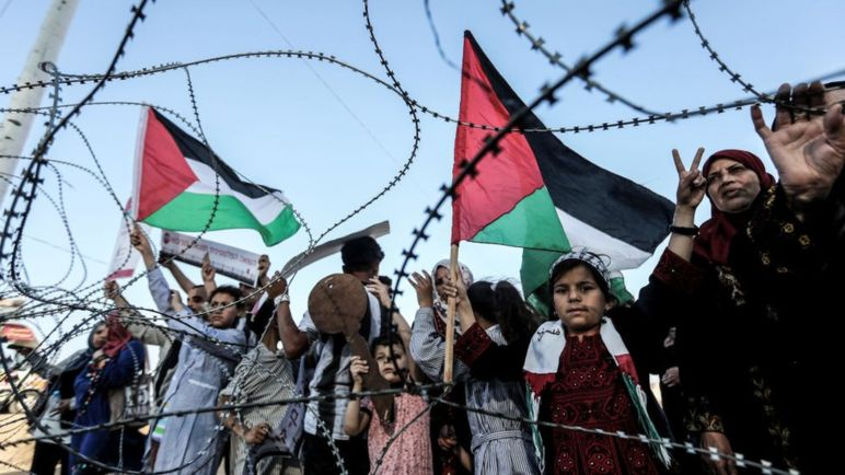 "What is ""Nakba"", the ""day of the catastrophe"" of the Palestinians and why it can be particularly violent this year on the border between Israel and Gaza"