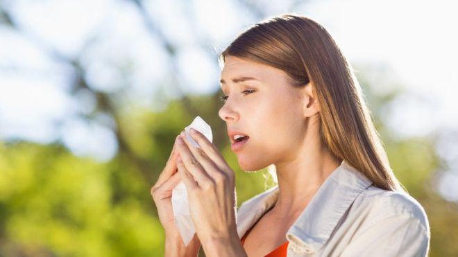 5 strategies to reduce the symptoms of pollen allergy without using medications