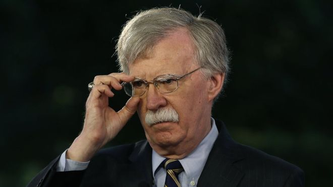 John Bolton, the man who angered North Korea