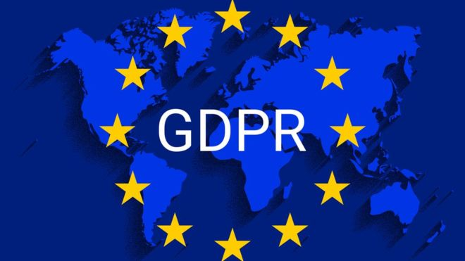GDPR: Why are these days maybe emails are reaching you about the use of your personal data on the internet?
