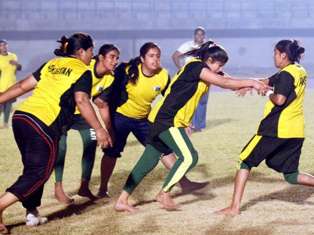 Women's Kabaddi gearing up in Pakistan