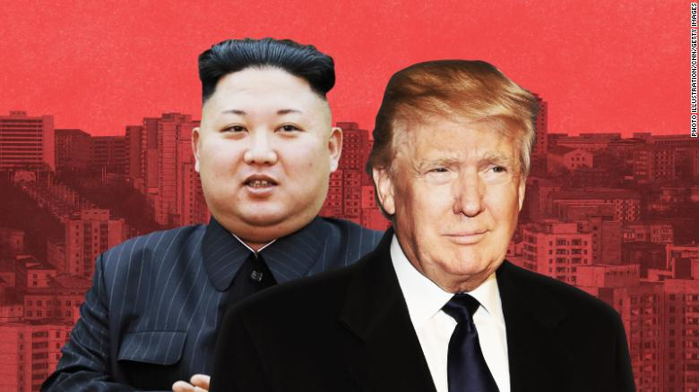 Trump and Kim will meet on June 12 in Singapore